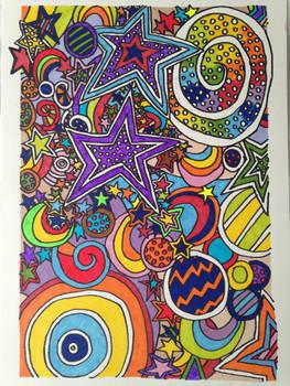 Stars and Rainbows 2