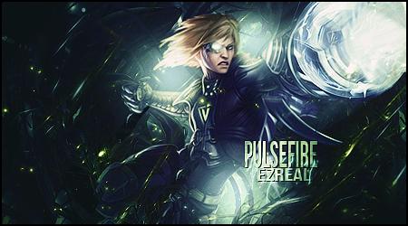 Pulsefire Ezreal Wallpaper