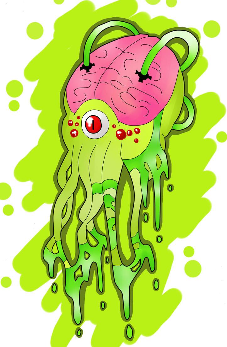 Toxic Alien by ALA69