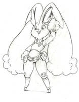 Officer Judy Lops by Mon311