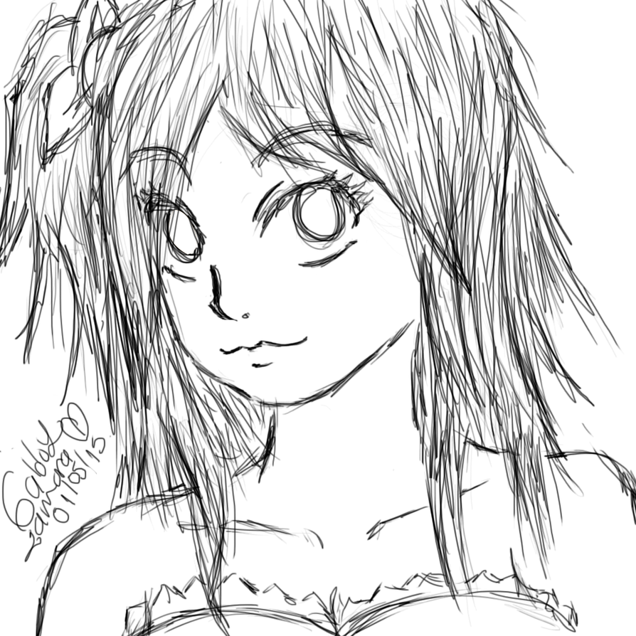 Lucy From Fairy Tail By GabbyZamora96 On DeviantArt