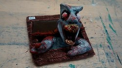 evil dead zombie from the celler by sixteen6stars