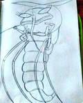 Mosquito Queen vampire lady