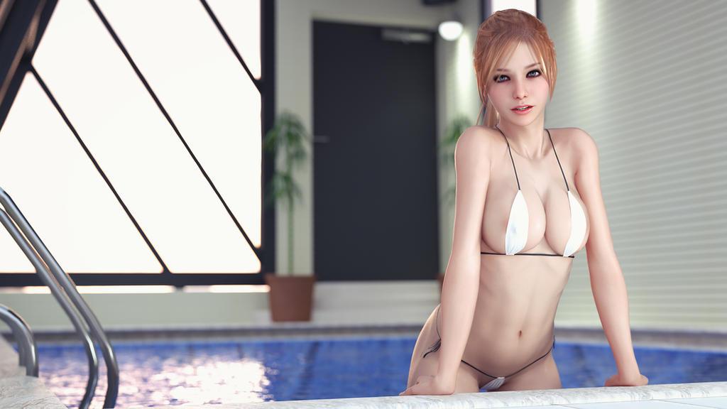 Pool by haneto