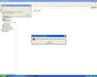 Folder is not empty?? by DukeTwicep
