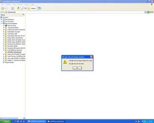 Windows screws up. by DukeTwicep