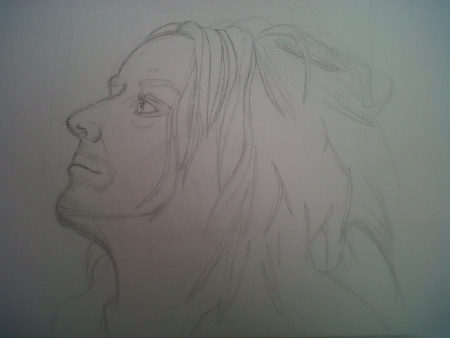 Tim Minchin WIP1 by KrisSelfDstruct
