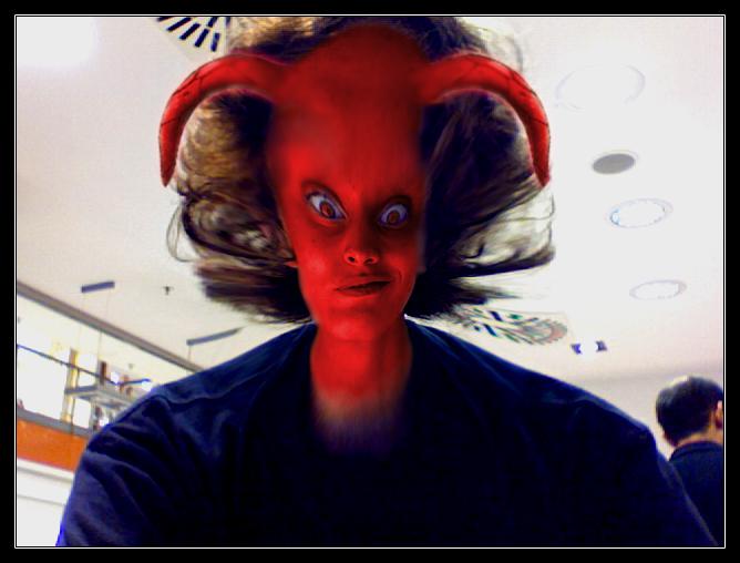 My friend - Devil by Leo250