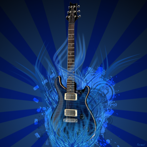 guitar abstract by leo250 on deviantart. Black Bedroom Furniture Sets. Home Design Ideas