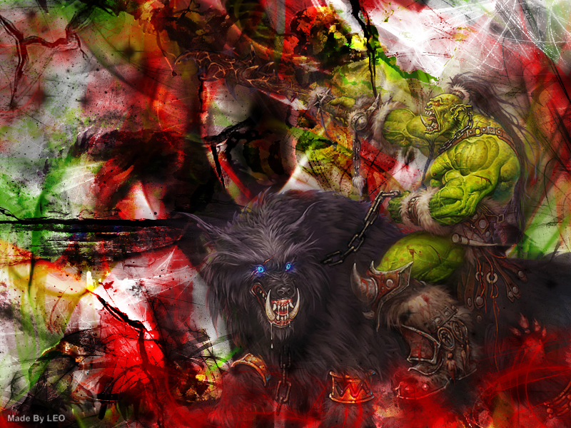 world of warcraft wallpaper orc. pictures 10k: wow wallpaper