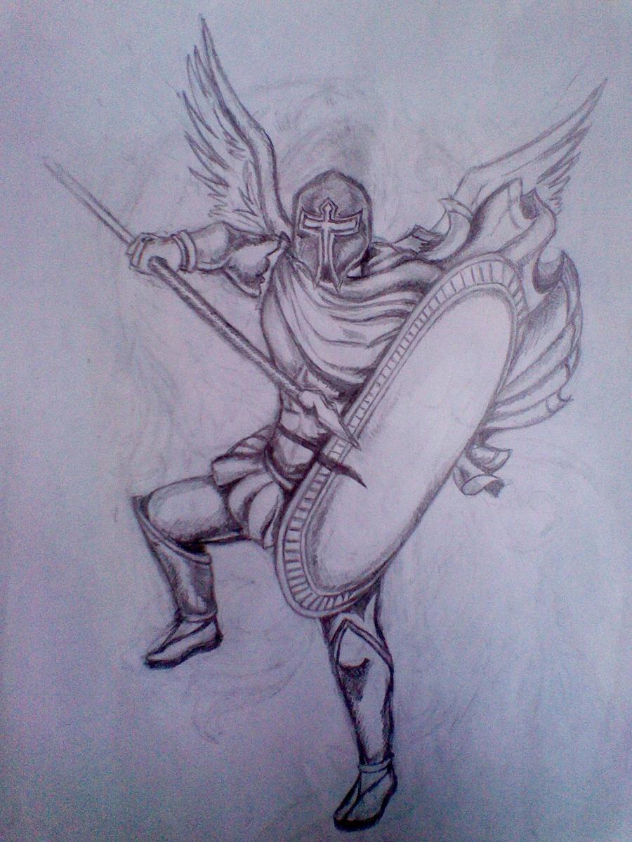 Archangel by Mizecki