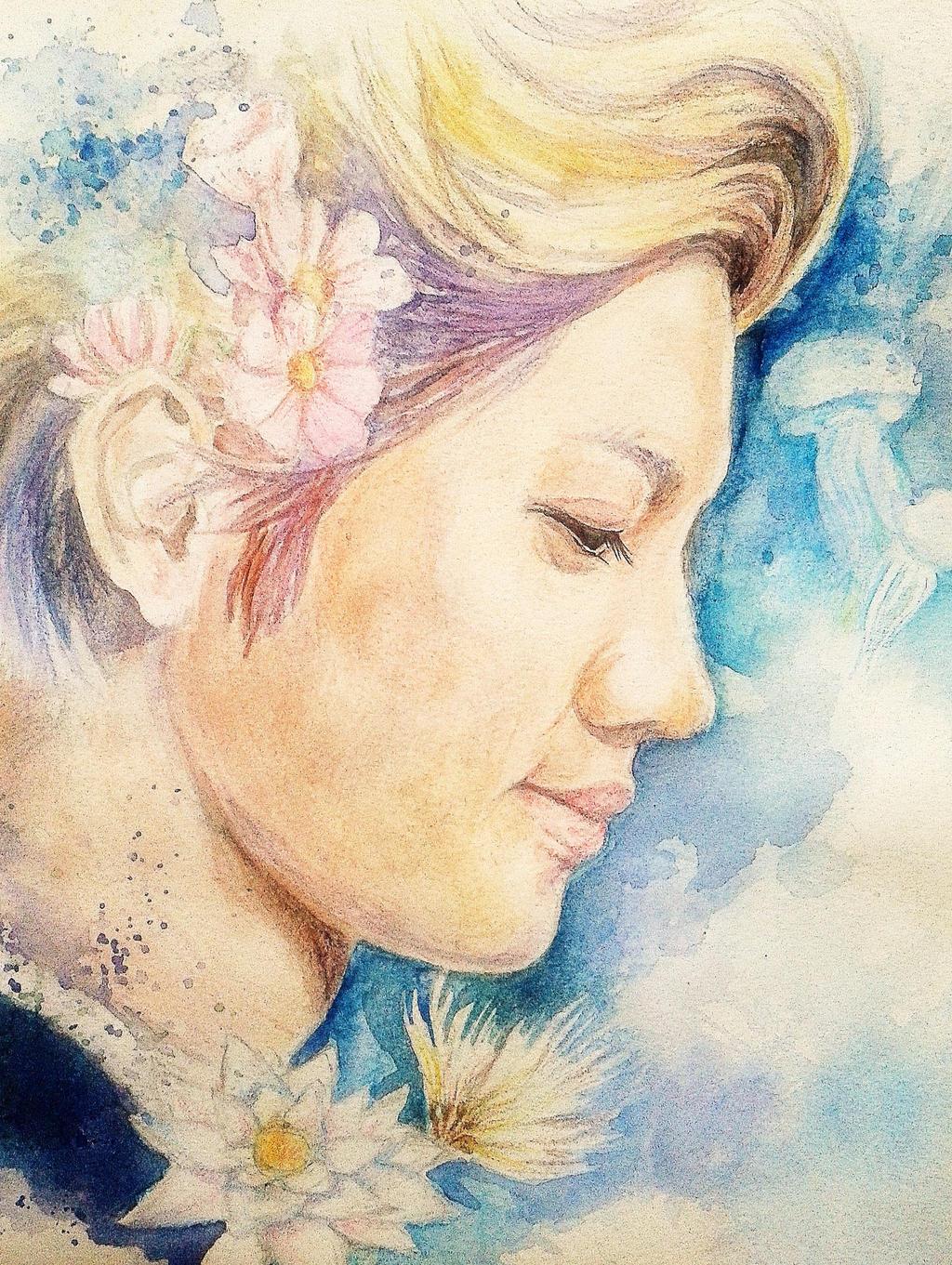 EXO: Luhan by Mizecki