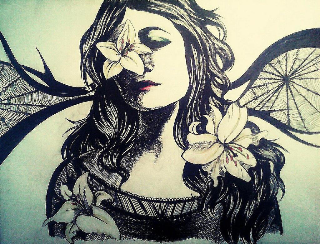Flower by Mizecki