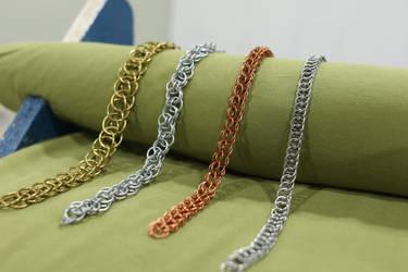 Bracelet variety by DataByteBrony