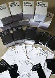 Cards Against Equestria by DataByteBrony