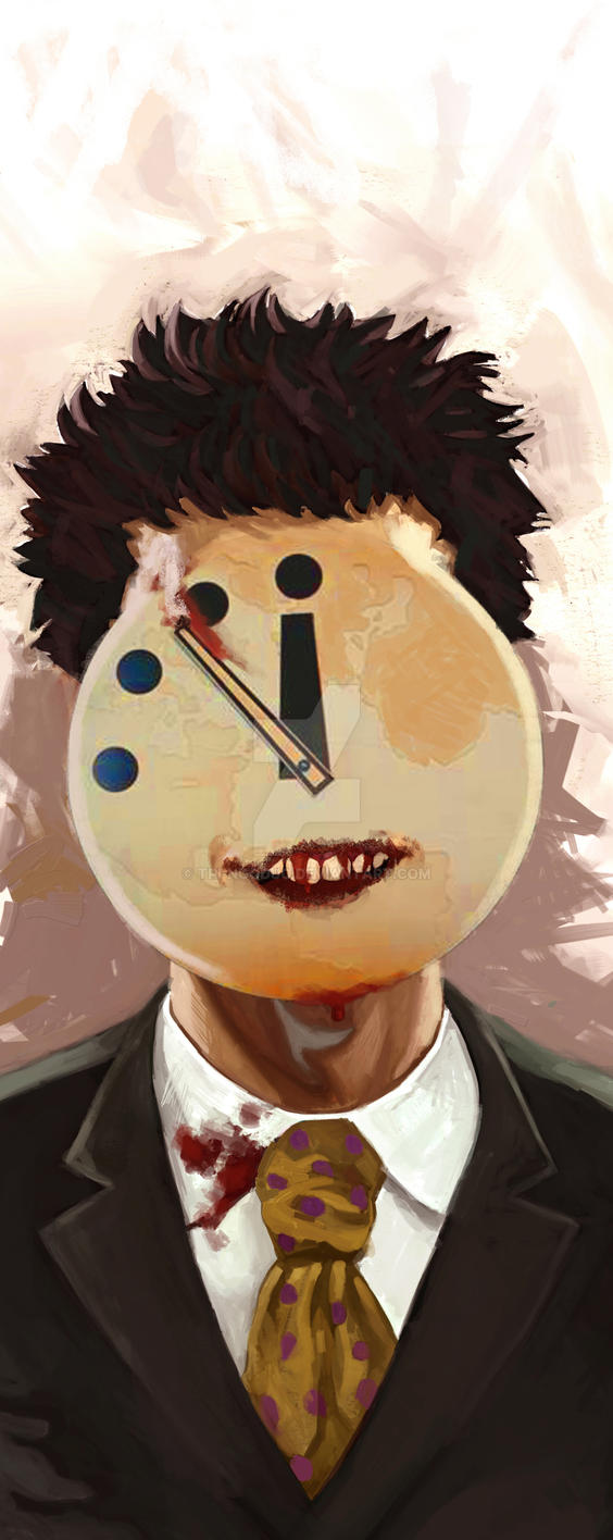 the doomsday-clock-faced