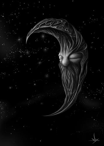 Nightwatcher by nikoxil