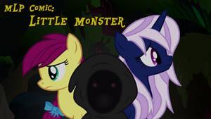 Little Monster - Cover