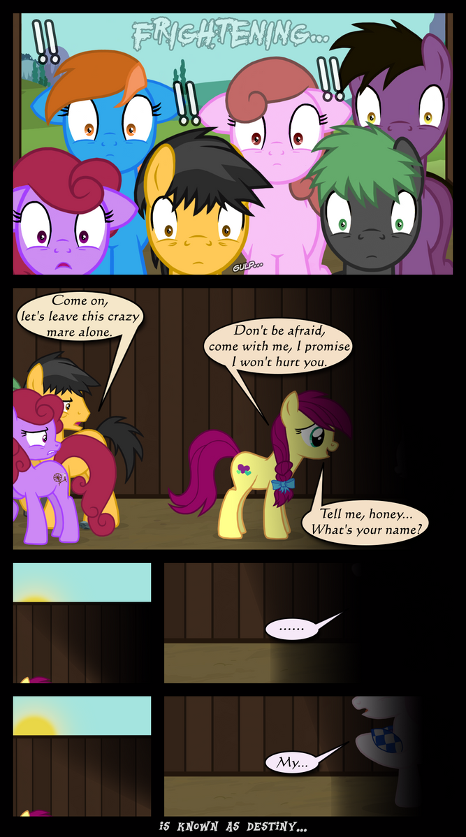 Little Monster (English) Page 22 by BigSnusnu