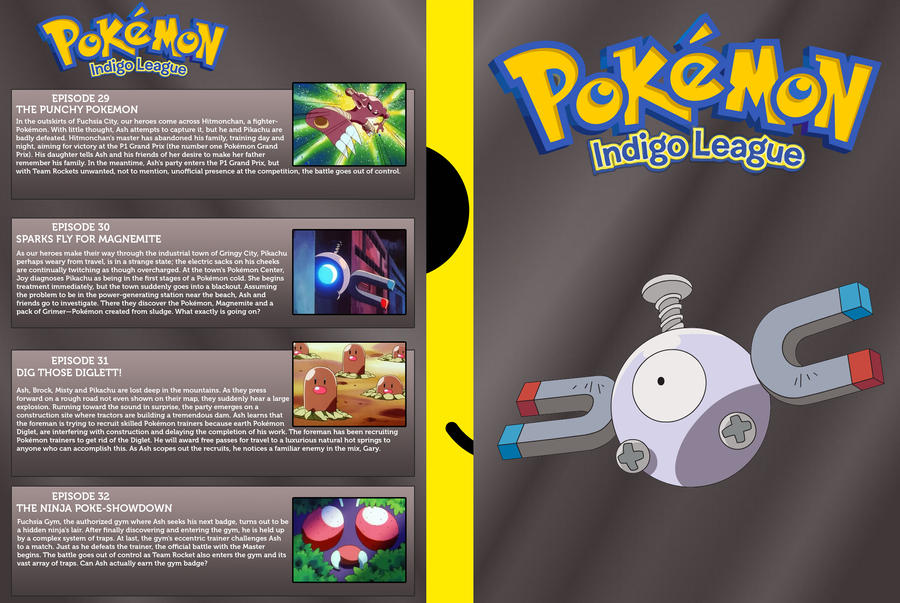 Pokemon Dvd Staffel 1