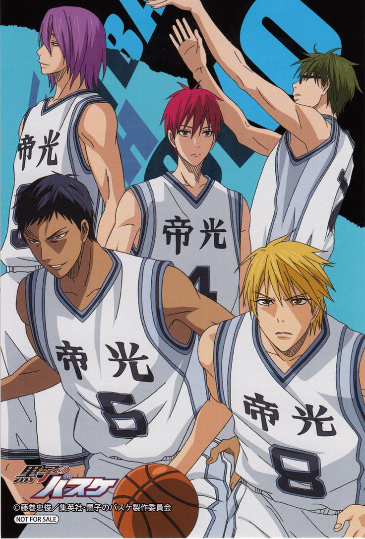generation of miracles aomine - photo #29
