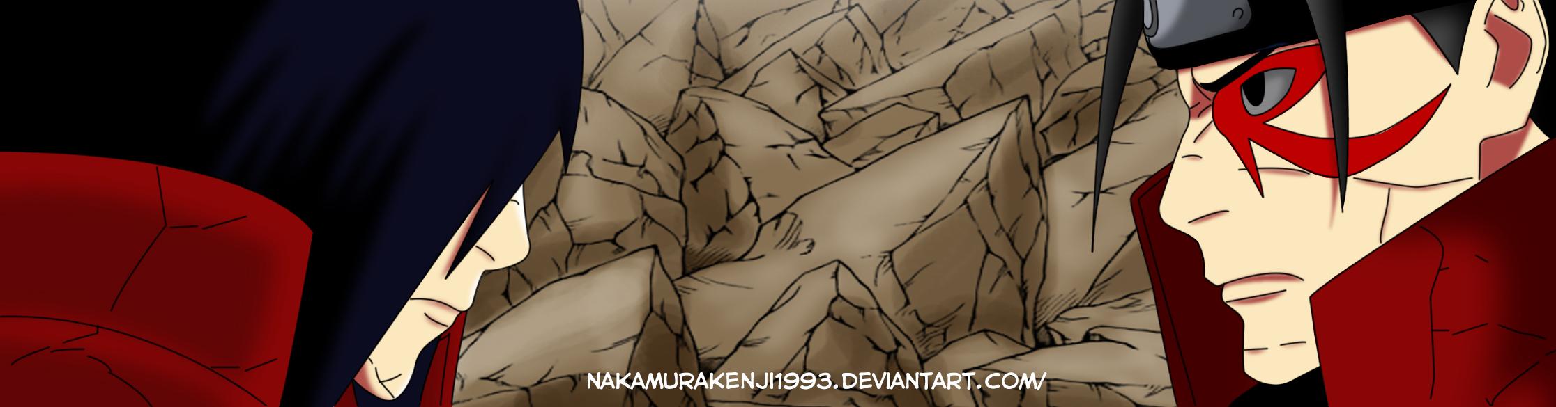 madara VS hashirama by nakamurakenji1993 on deviantART