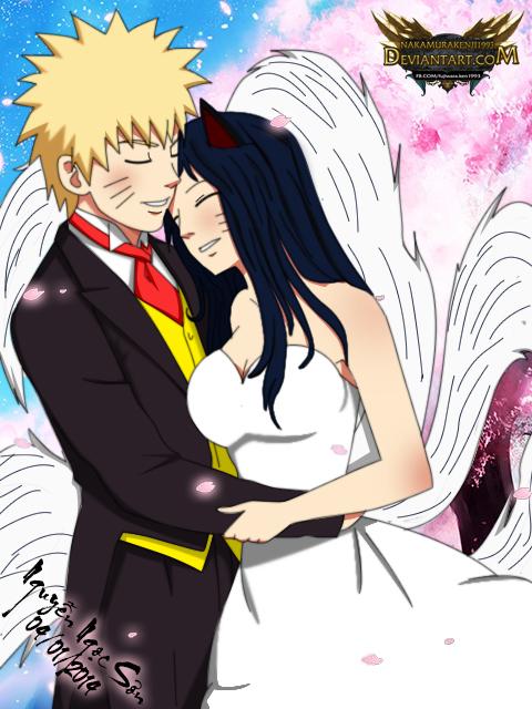 Naruto and Ahri wedding by nakamurakenji1993 on DeviantArt