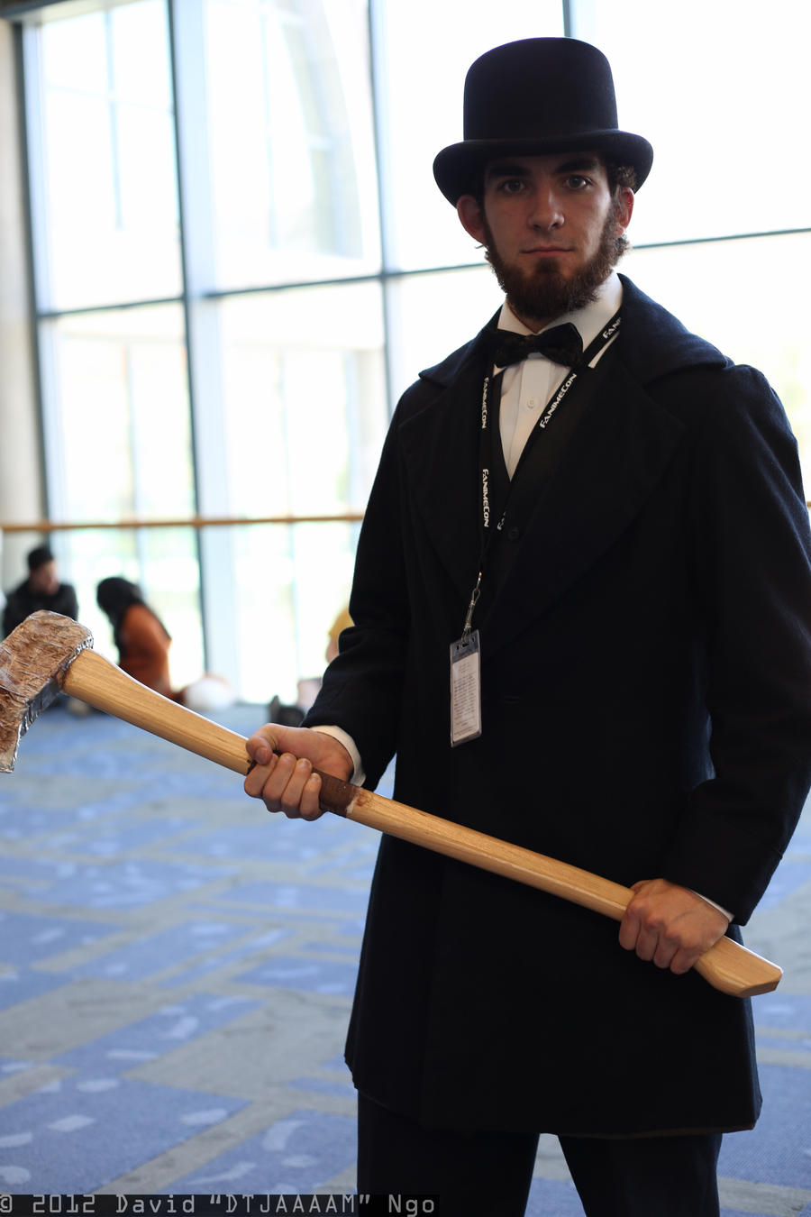 ... halloween costumes; abe lincoln v&ire hunter by brozerker on deviantart ...  sc 1 st  The Halloween - aaasne & Abe Lincoln Halloween Costume - The Halloween