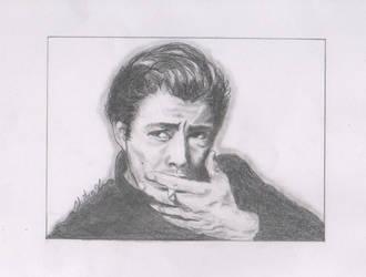Toshirou Mifune by dragonaki