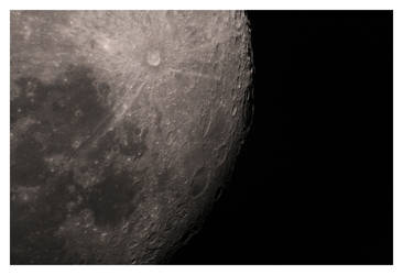 The Moon 23-10-2007 by Chrissyo