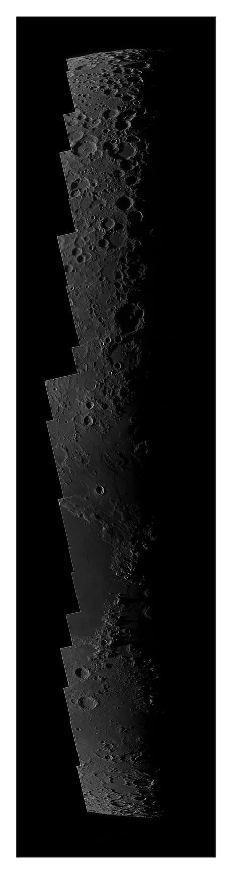 Lunar Terminator 07-09-2008 by Chrissyo