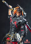 Dark Knight Final Fantasy XIV Fanart Figure