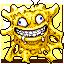 Yellow Germ by Randommonkies