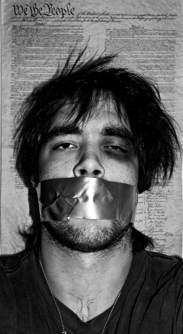 The Right of Freedom of Speech by Tobias-Cray