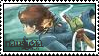 Nausicaa Stamp by Juliet-Shmooliet