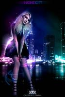 Night City by G-GraphiX59