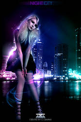 Night City by G-GraphiX59