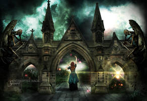 Enter In The Magic by G-GraphiX59