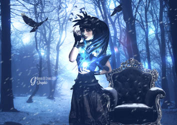 QueenOfCrows2014 by G-GraphiX59