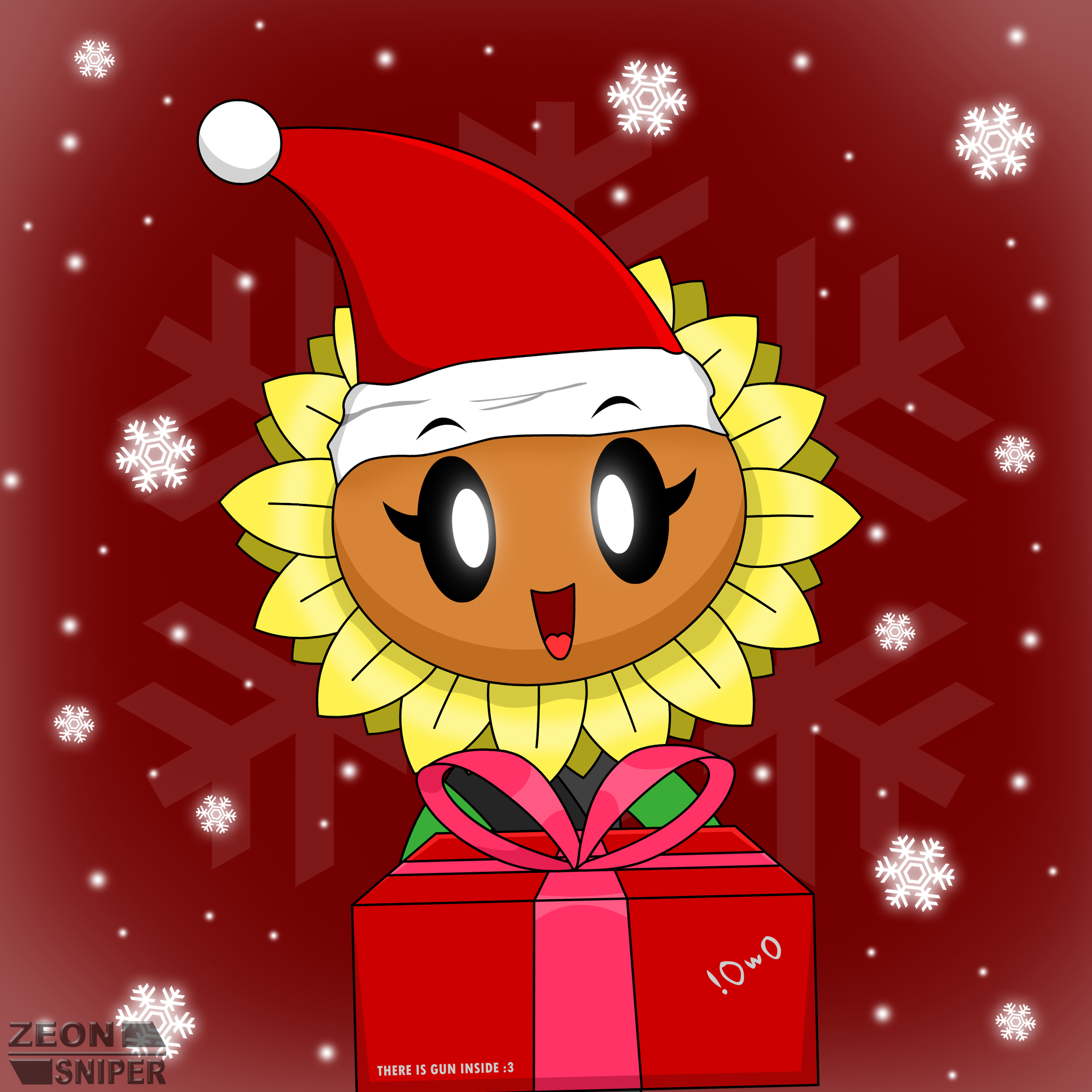 A Christmas Gift For You Guys By Zeonsniper On Deviantart