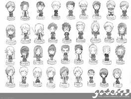 Chibi Army! Gotei 13