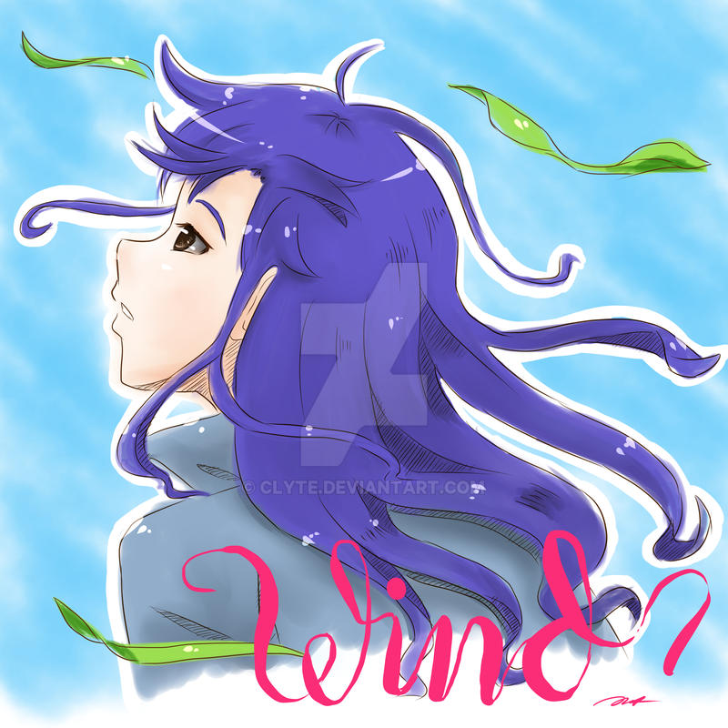 01/02 - Windy Day by Clyte