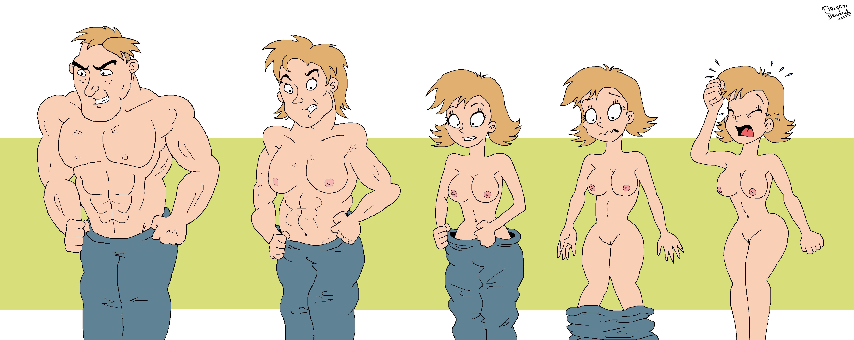 A spontaneous body transfer sends a stepmom tara tainton - 2 part 8