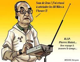 RIP Pierre Hatet... by dinoradar