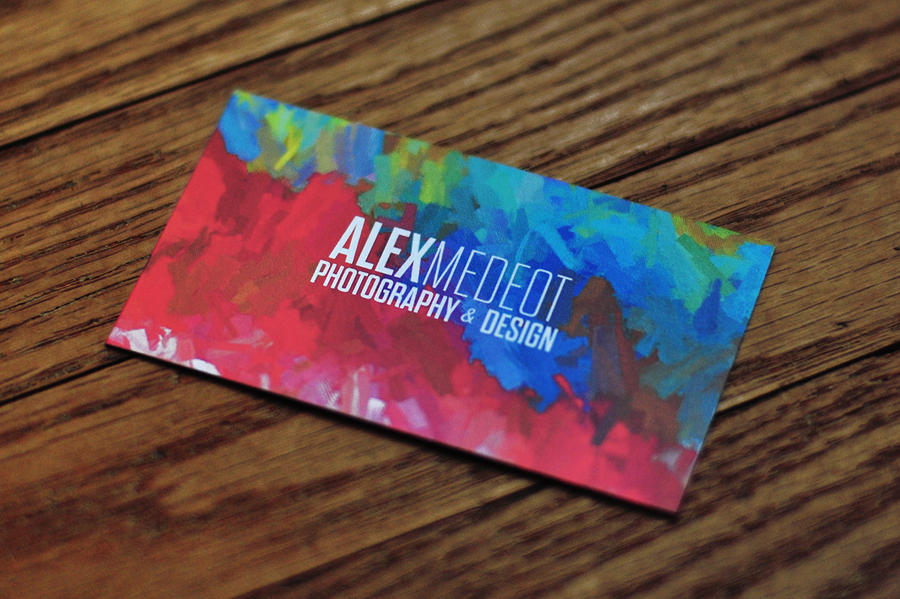 card type - alex m. by Noise-Less