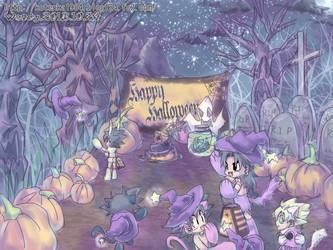 2013-halloween by kotenka1984