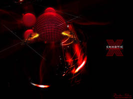 Chaos Experiment by DigitalGerm