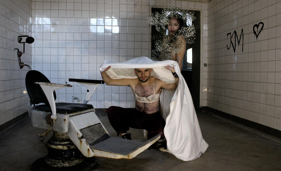 The Devil Under Her Skirts (for Nick Cave) by GoettlicherMarkgraf