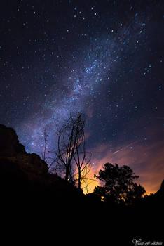 Milky Way - Spain