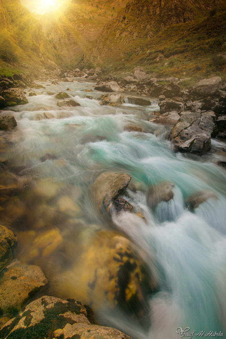 River by AlHabshi